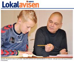 Læsehjæp i læsebutikke i Lokalavisen Aarhus